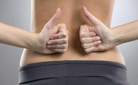 Как избавится от боли в спине?