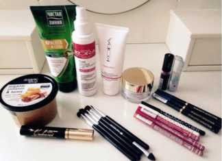 10 вариантов косметики